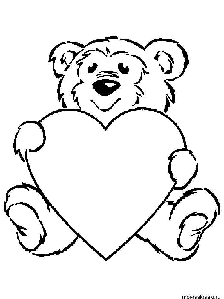 heart color page coloring pages hearts free printable coloring pages for page color heart