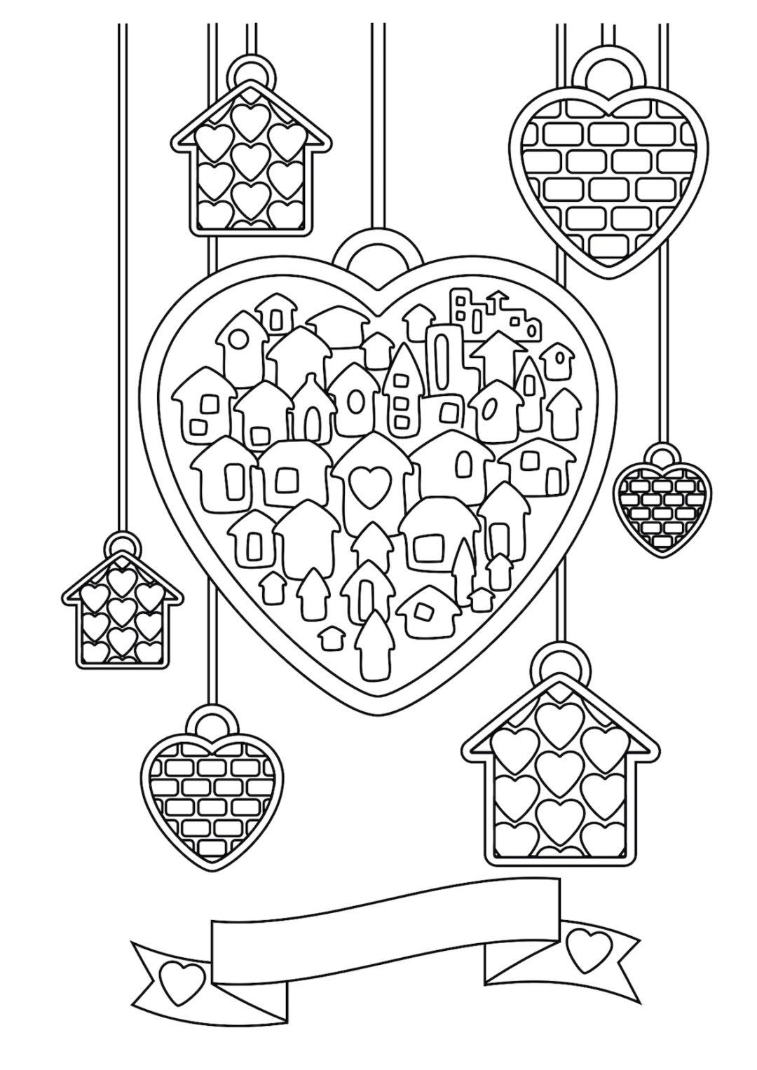 heart dream catcher coloring pages heart dream catcher coloring pages thekidsworksheet coloring heart dream pages catcher