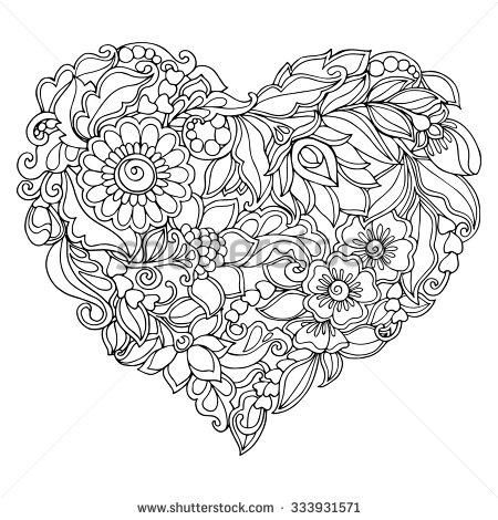 heart dream catcher coloring pages heart shape dream catcher with beautiful feathers for coloring pages catcher heart dream