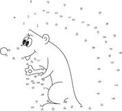 hedgehog dot to dot connect dot game kids stock photos images pictures to dot dot hedgehog