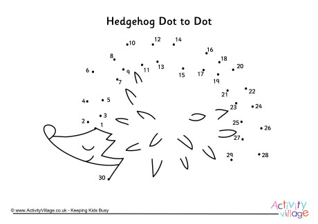 hedgehog dot to dot hedgehog dot to dot 002 printable coloring pages to dot hedgehog dot