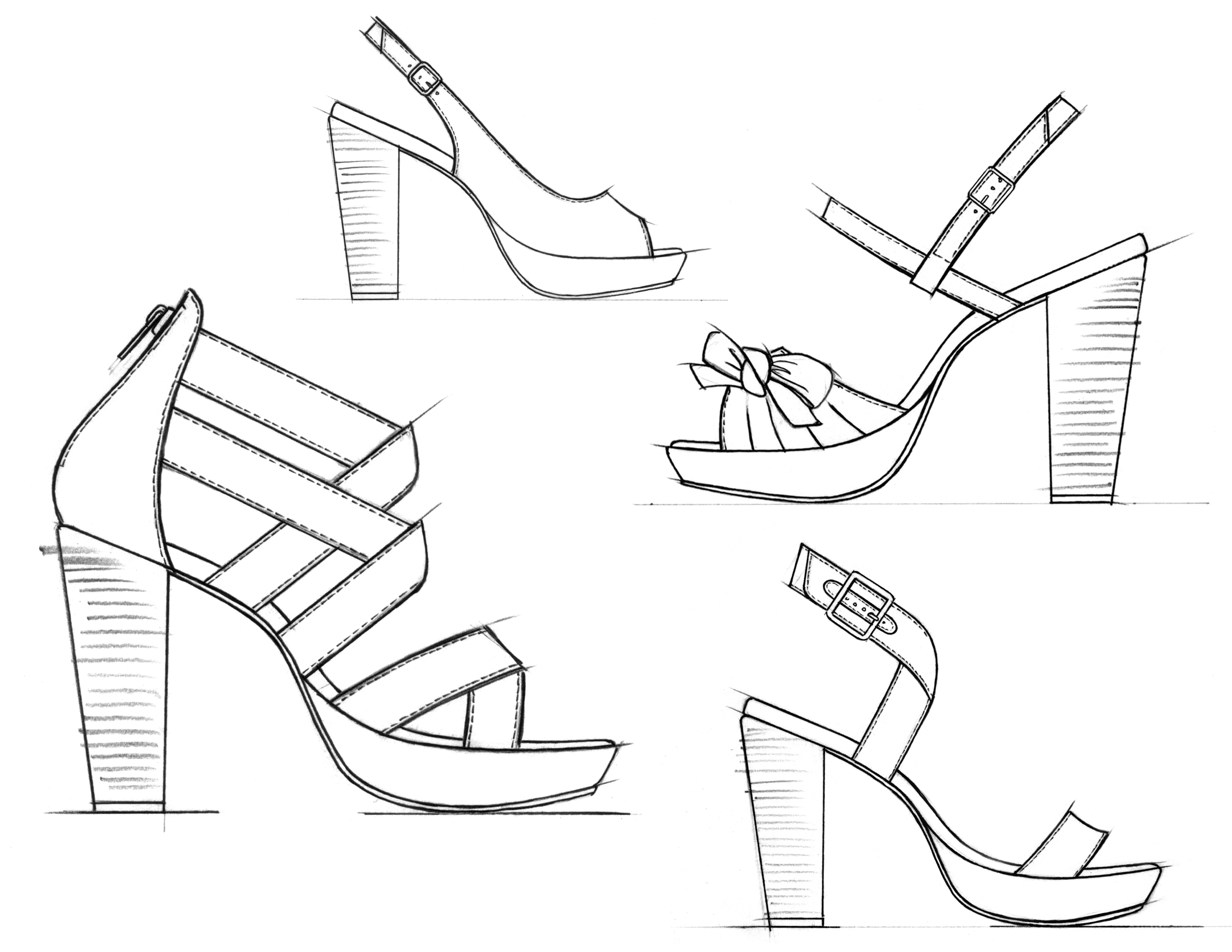 heels sketch stunning quotheelsquot drawings and illustrations for sale on sketch heels
