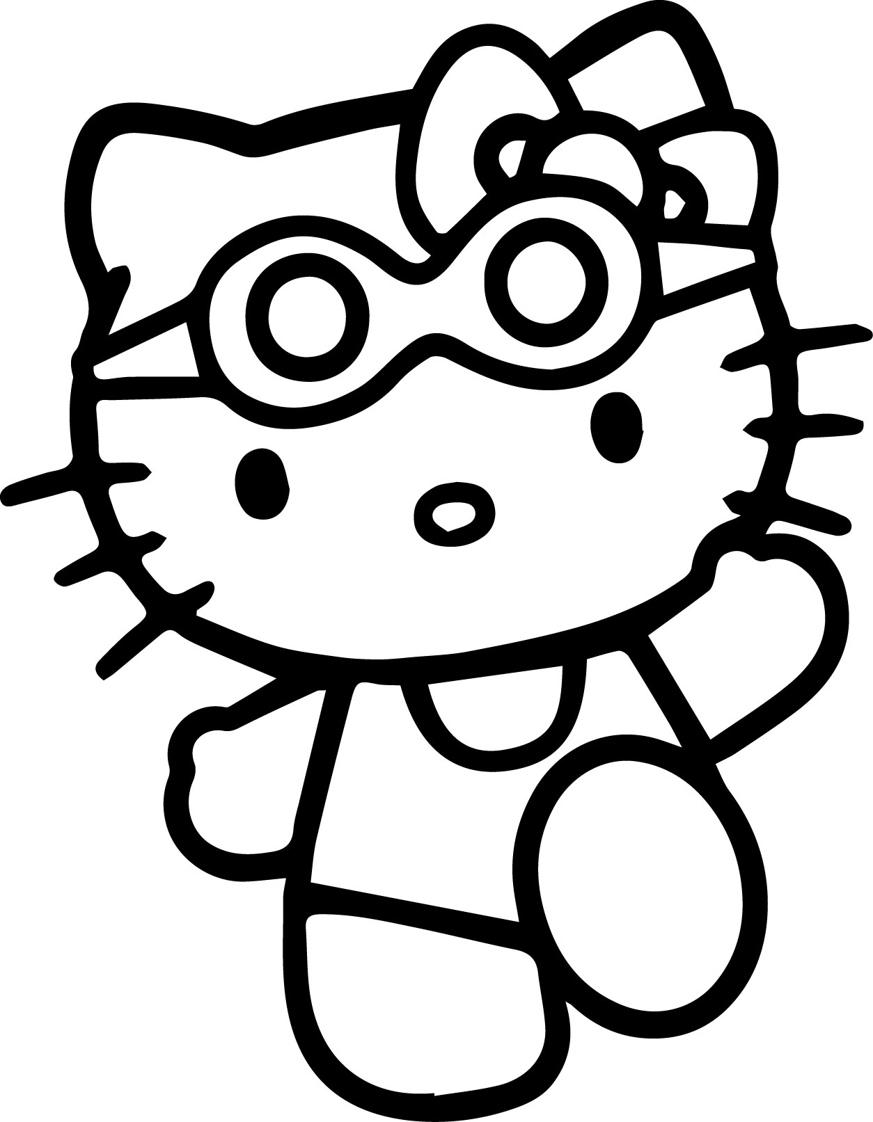 hello kitty beach coloring pages hello kitty beach coloring pages at getdrawings free hello pages kitty coloring beach