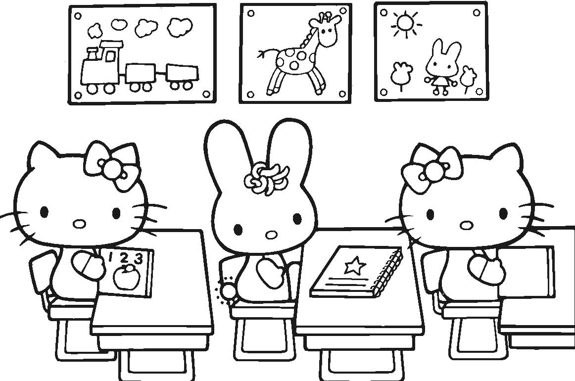 hello kitty coloring pages pdf free 18 hello kitty coloring pages in pdf ai coloring kitty pdf pages hello