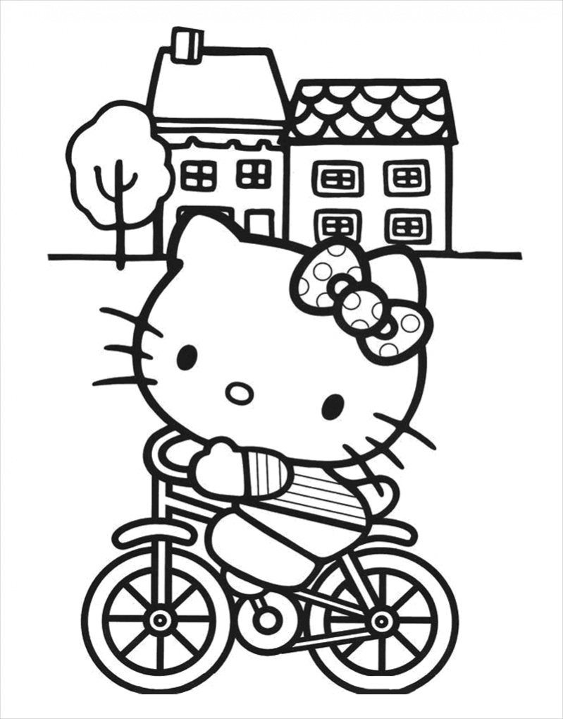 hello kitty coloring pages pdf free hello kitty coloring pages pdf divyajananiorg kitty pages hello pdf coloring