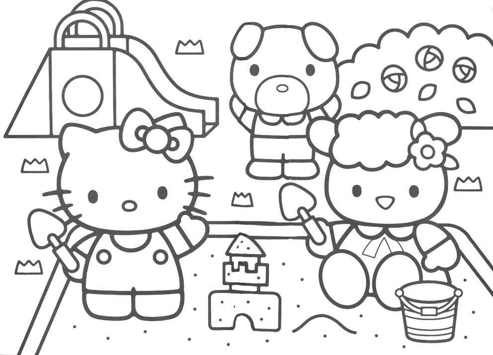 hello kitty coloring pages pdf hello kitty coloring page 10 free psd ai vector eps hello kitty pdf coloring pages