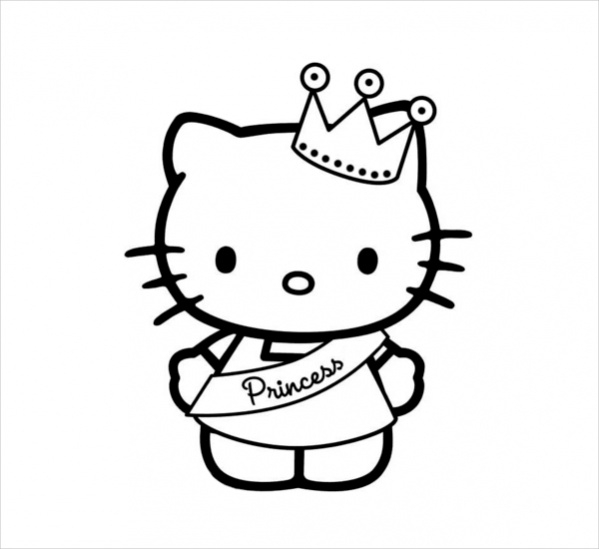 hello kitty coloring pages pdf hello kitty coloring pages pdf coloring home hello pages kitty coloring pdf