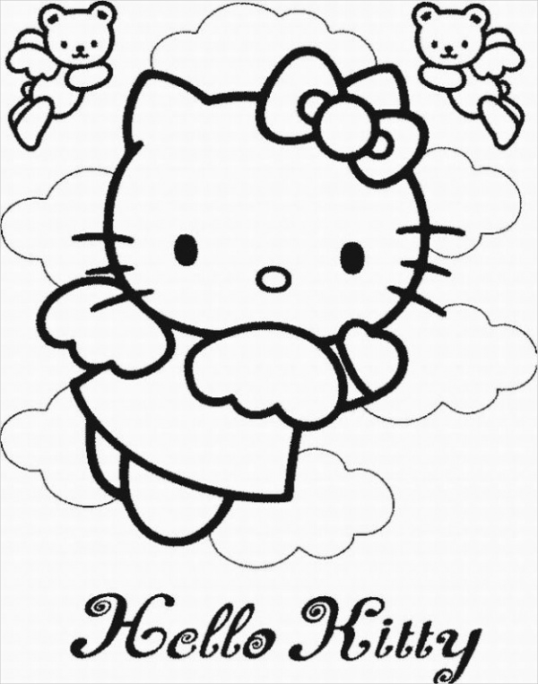 hello kitty coloring pages pdf hello kitty hello kitty cooked a cake coloring page hello kitty coloring pdf pages