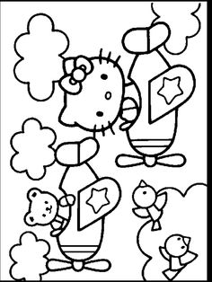 hello kitty dolphin coloring pages pages lol surprise doll kitty queen png download kitty pages dolphin coloring hello