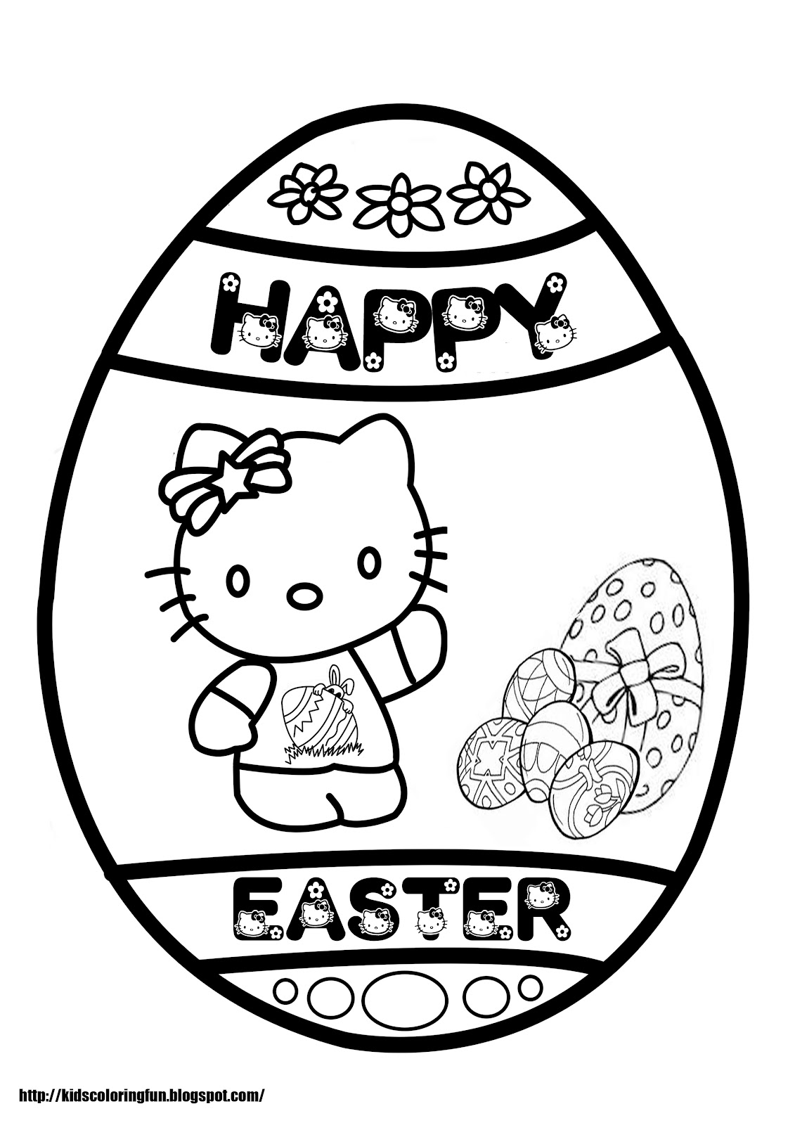 hello kitty easter coloring pages hello kitty easter coloring pages to download and print kitty pages hello easter coloring