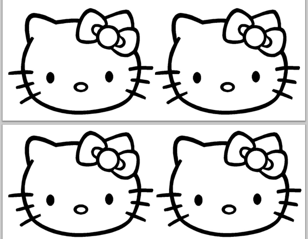 hello kitty pictures to print hello kitty for coloring mad about kitty hello print pictures kitty to