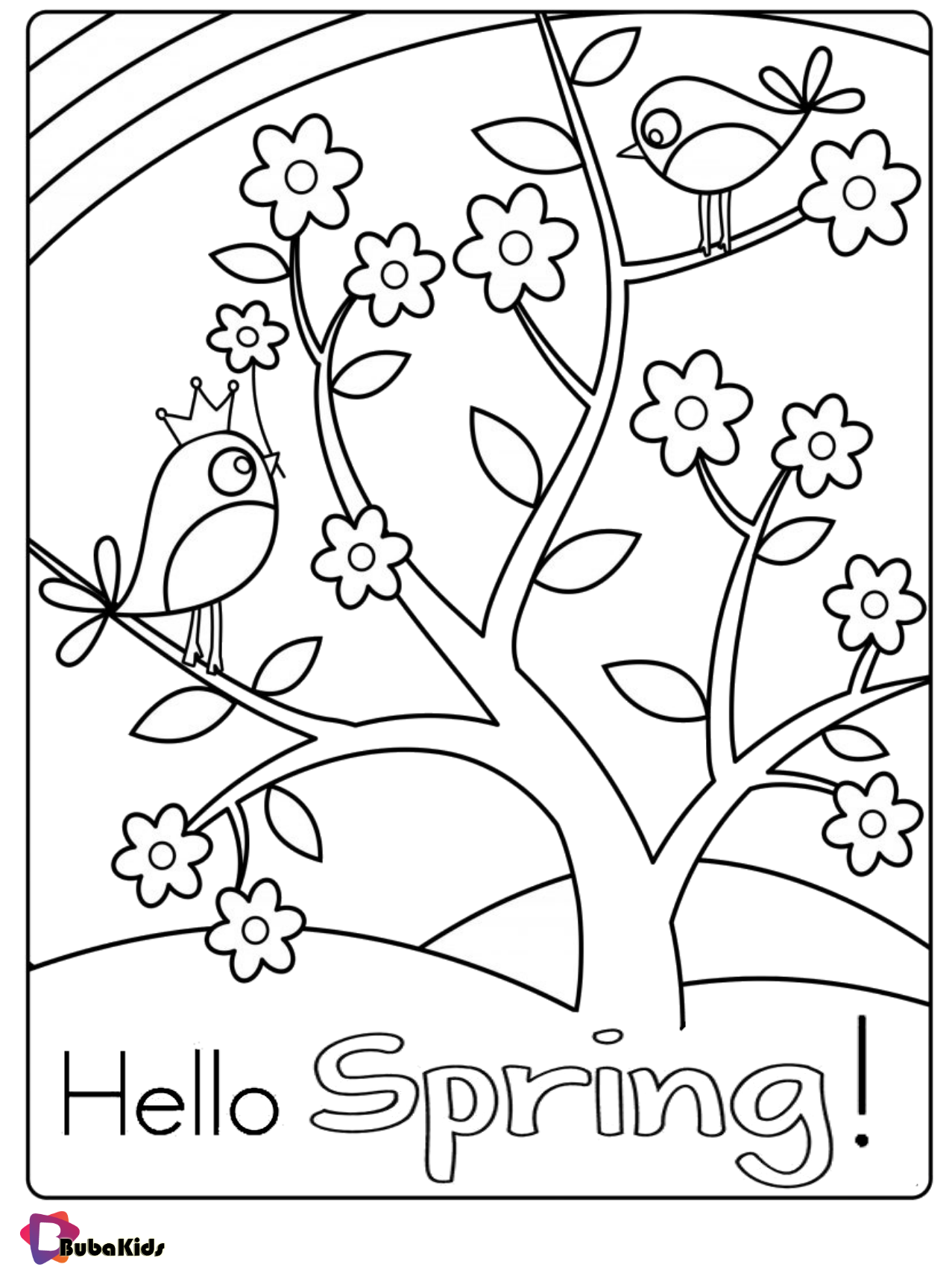 hello kitty spring coloring pages hello kitty coloring pages easter coloring home hello coloring pages kitty spring