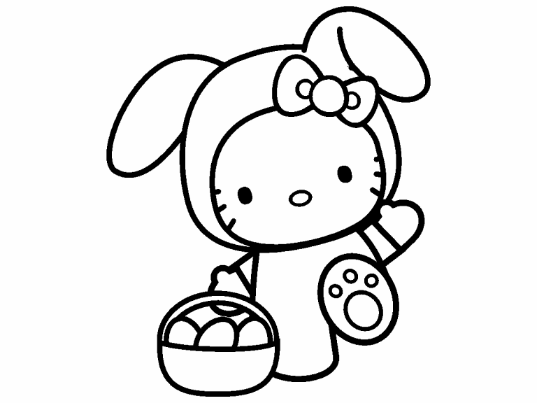 hello kitty spring coloring pages hello kitty with balloons coloring pages spring hello kitty coloring pages