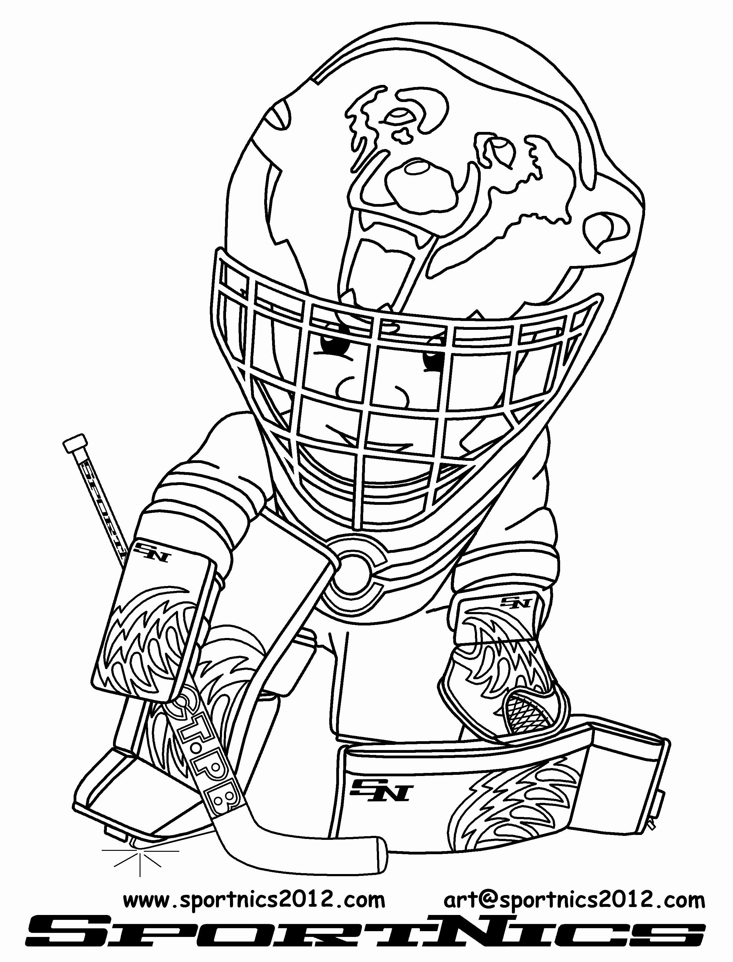 hockey goalie mask coloring pages goalie coloring pages at getcoloringscom free printable goalie hockey pages mask coloring