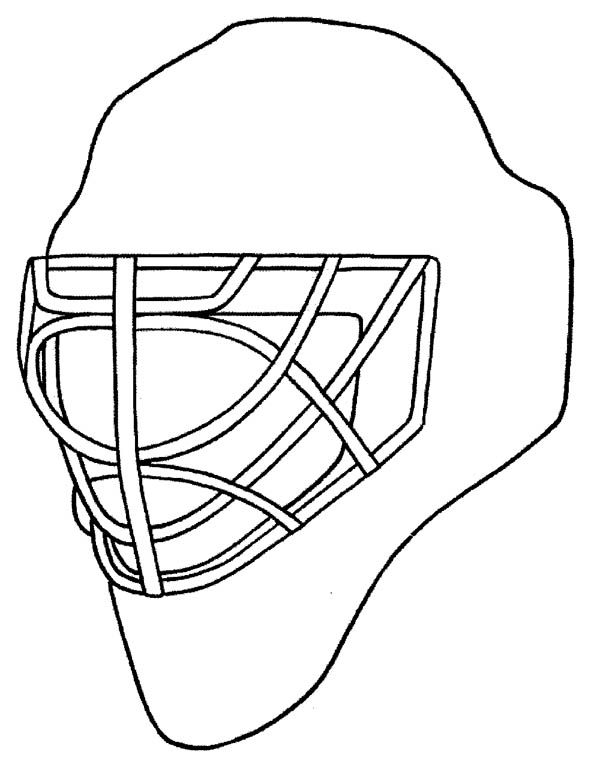 hockey goalie mask coloring pages snubberx hockey goalie mask coloring pages pages goalie mask hockey coloring