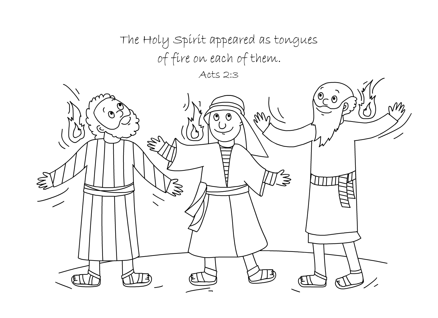holy spirit coloring page quotthe temple was burnedquot 2 kings 251 21 page holy coloring spirit