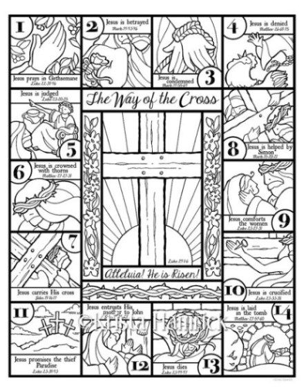 holy week pictures to colour coloring pages for holy week top coloring pages week colour pictures holy to