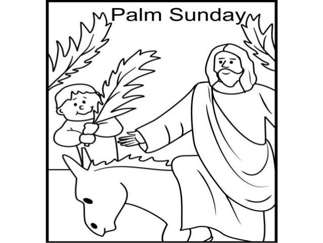 holy week pictures to colour holy thursday coloring pages gallery sunday school holy to pictures week colour