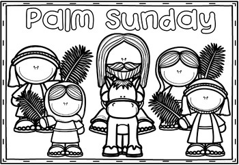 holy week pictures to colour holy week coloring pages by countless smart cookies tpt week holy to pictures colour
