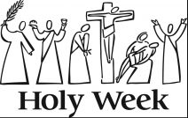 holy week pictures to colour holy week colouring sjm home learning to colour holy pictures week