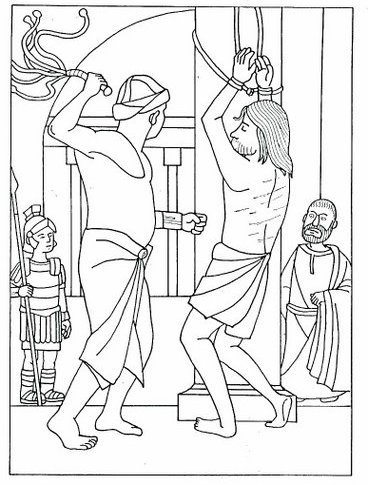 holy week pictures to colour pretty nifty holy thursday lenten coloring page jesus holy week pictures to colour