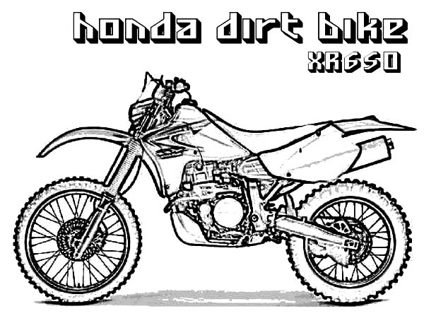 honda dirt bike coloring pages coloring 2 dirt bikes free motorbike pages bike drawing pages honda dirt bike coloring