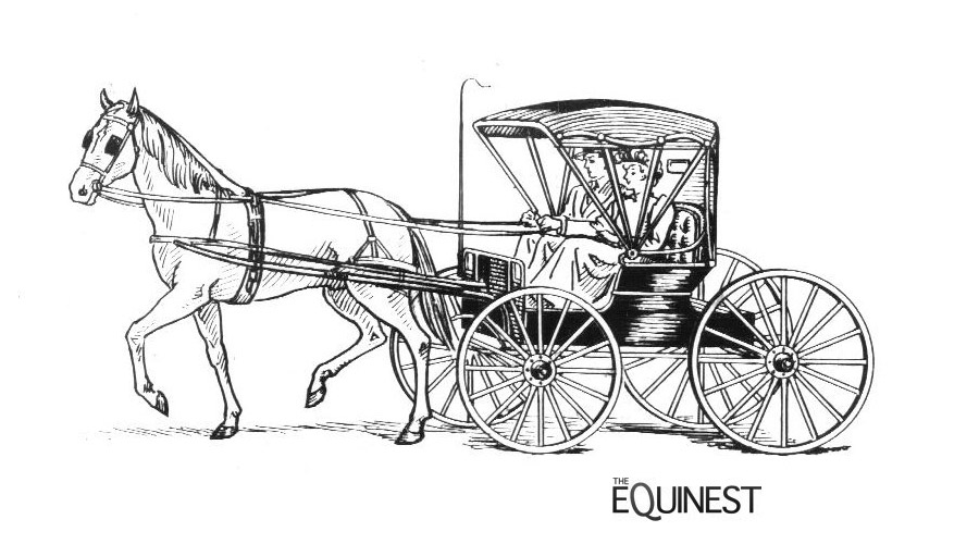 horse and buggy coloring pages horse and buggy coloring pages at getcoloringscom free buggy pages and coloring horse