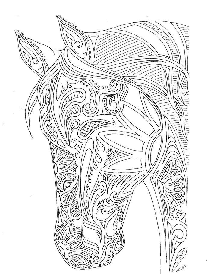horse zentangle coloring pages horse head adult zentangle coloring pages printable coloring zentangle pages horse