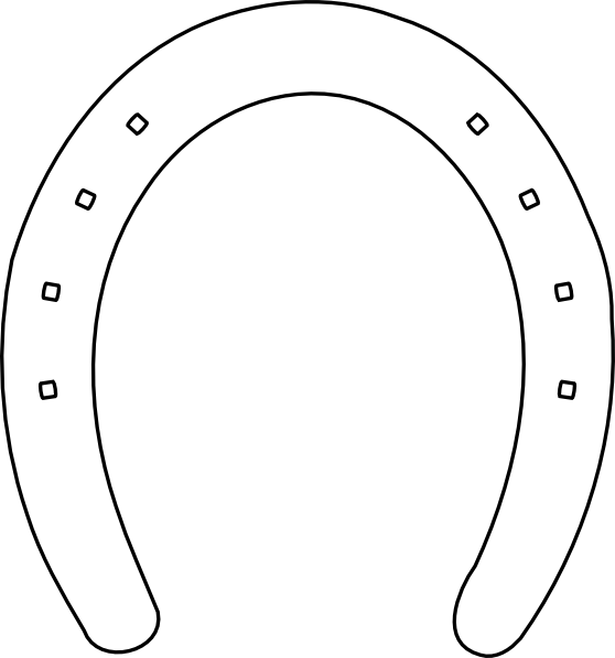 horseshoe outline horseshoe outline buy this stock vector and explore horseshoe outline