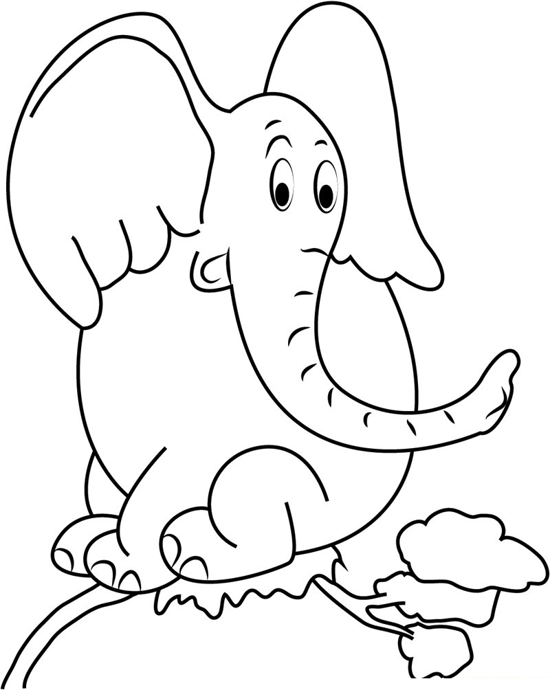 horton hears a who coloring pages horton hears a who coloring page coloring home a pages horton who hears coloring