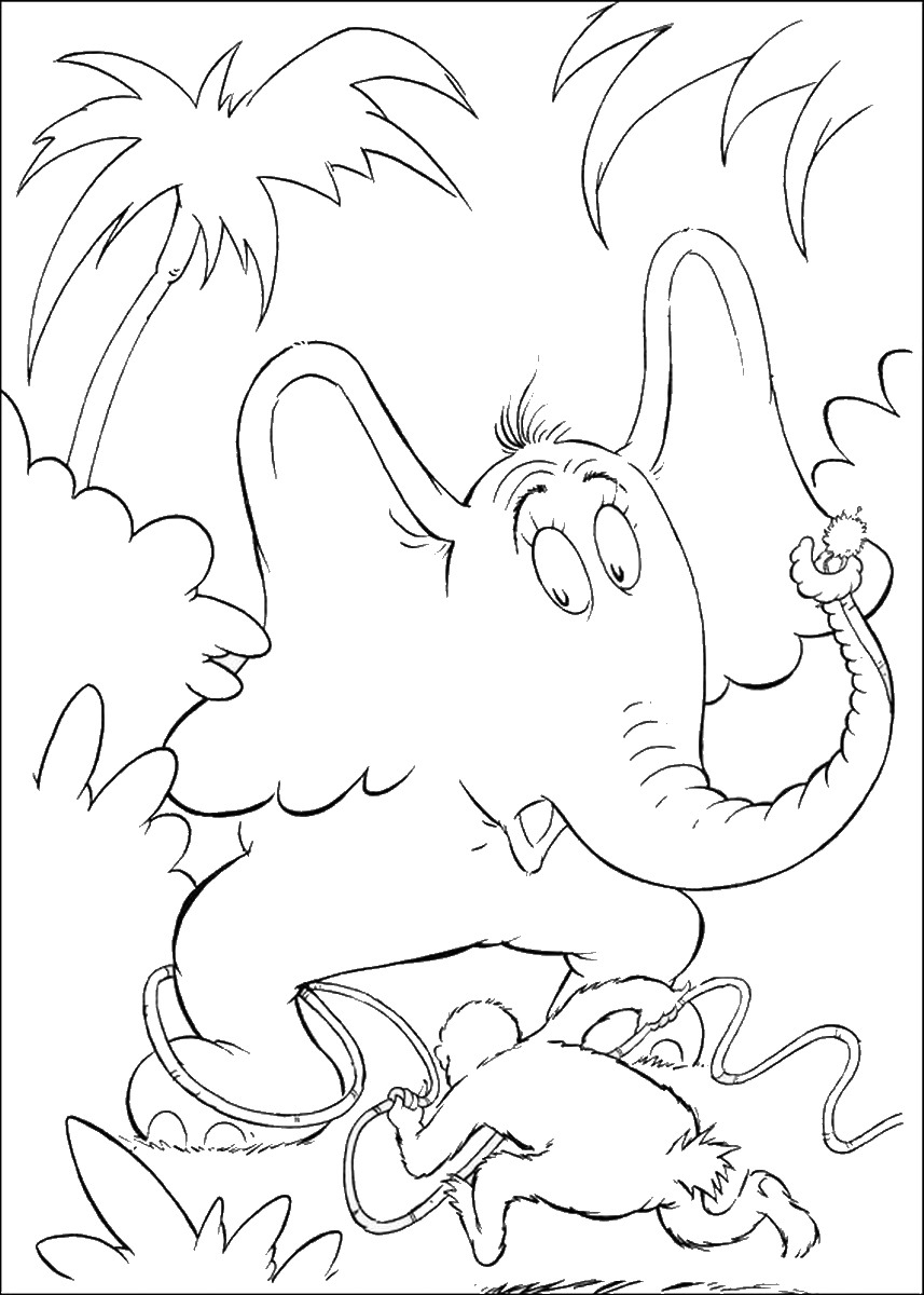 horton hears a who coloring pages horton hears a who coloring pages coloring horton pages hears a who