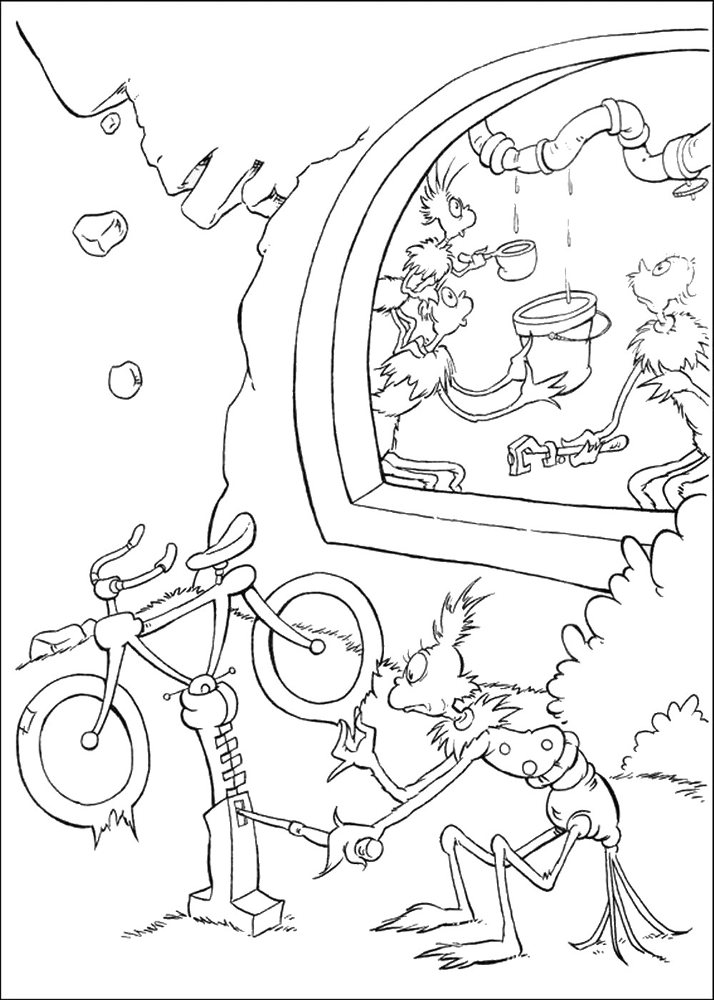 horton hears a who coloring pages horton hears a who coloring pages coloring who a hears pages horton