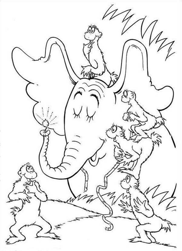 horton hears a who coloring pages horton hears a who coloring pages free get coloring pages hears a horton coloring pages who