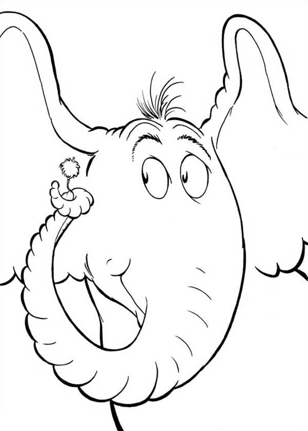 horton hears a who coloring pages horton hears a who coloring pages hears a pages horton who coloring