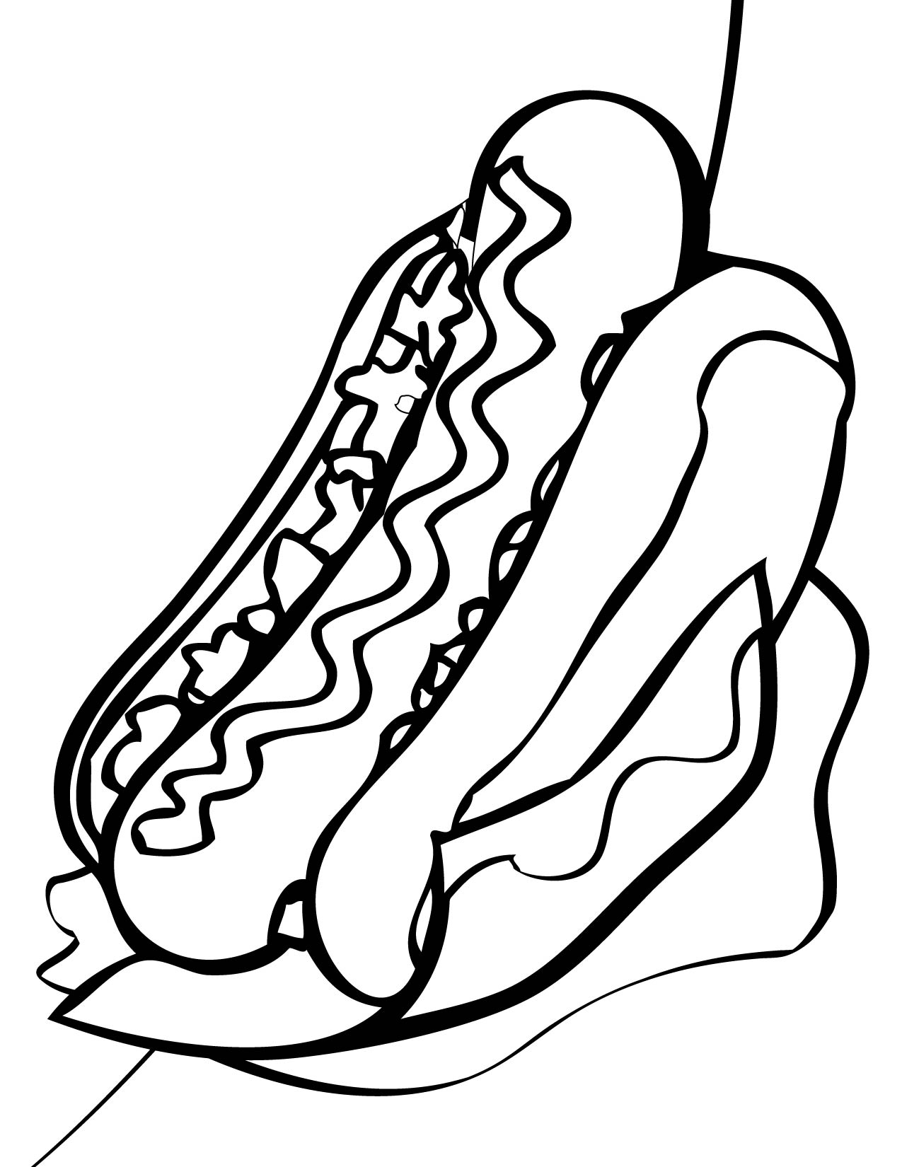 hot dog coloring page awesome coloring page hot dog that you must know youre coloring page dog hot