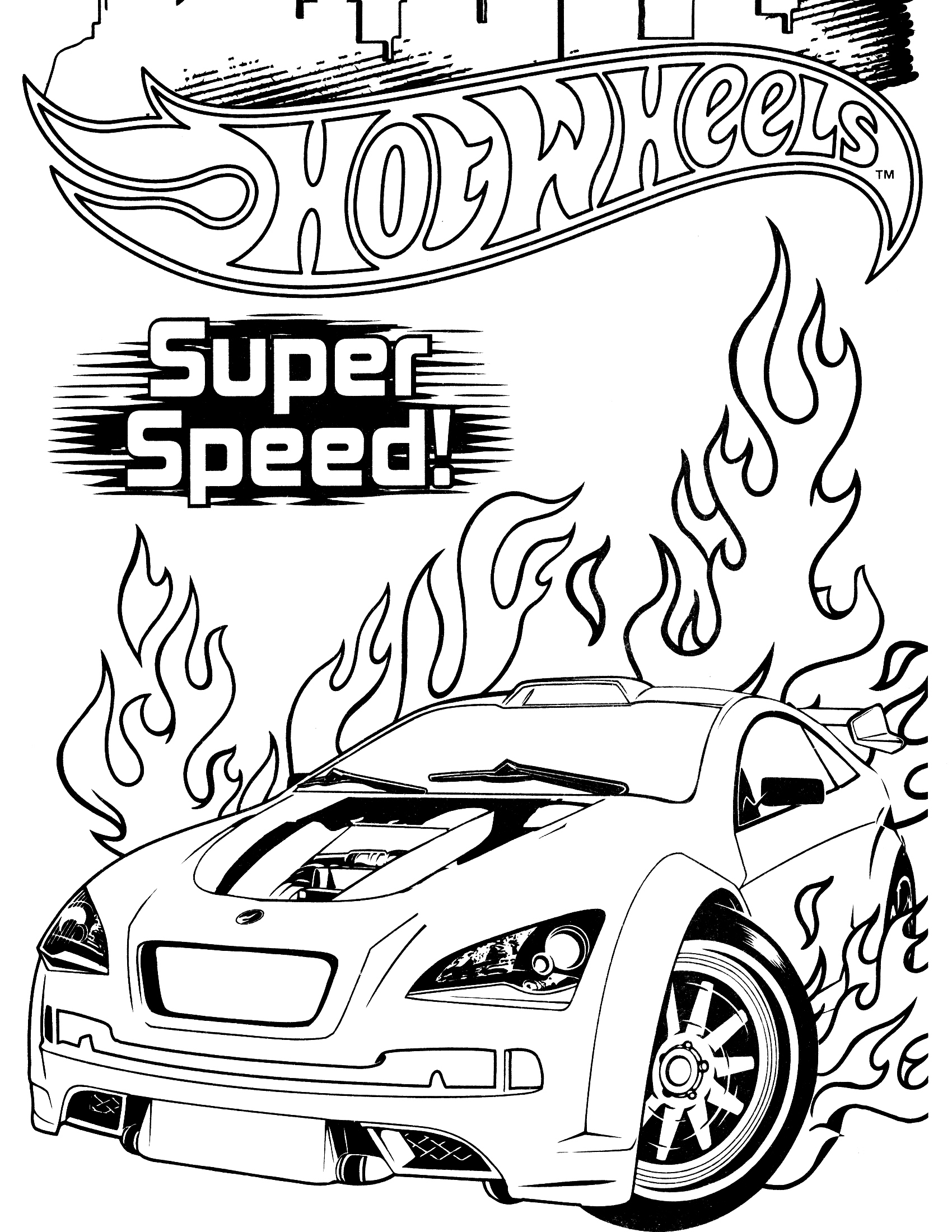 hot wheels images to print free printable hot wheels coloring pages for kids wheels hot print to images