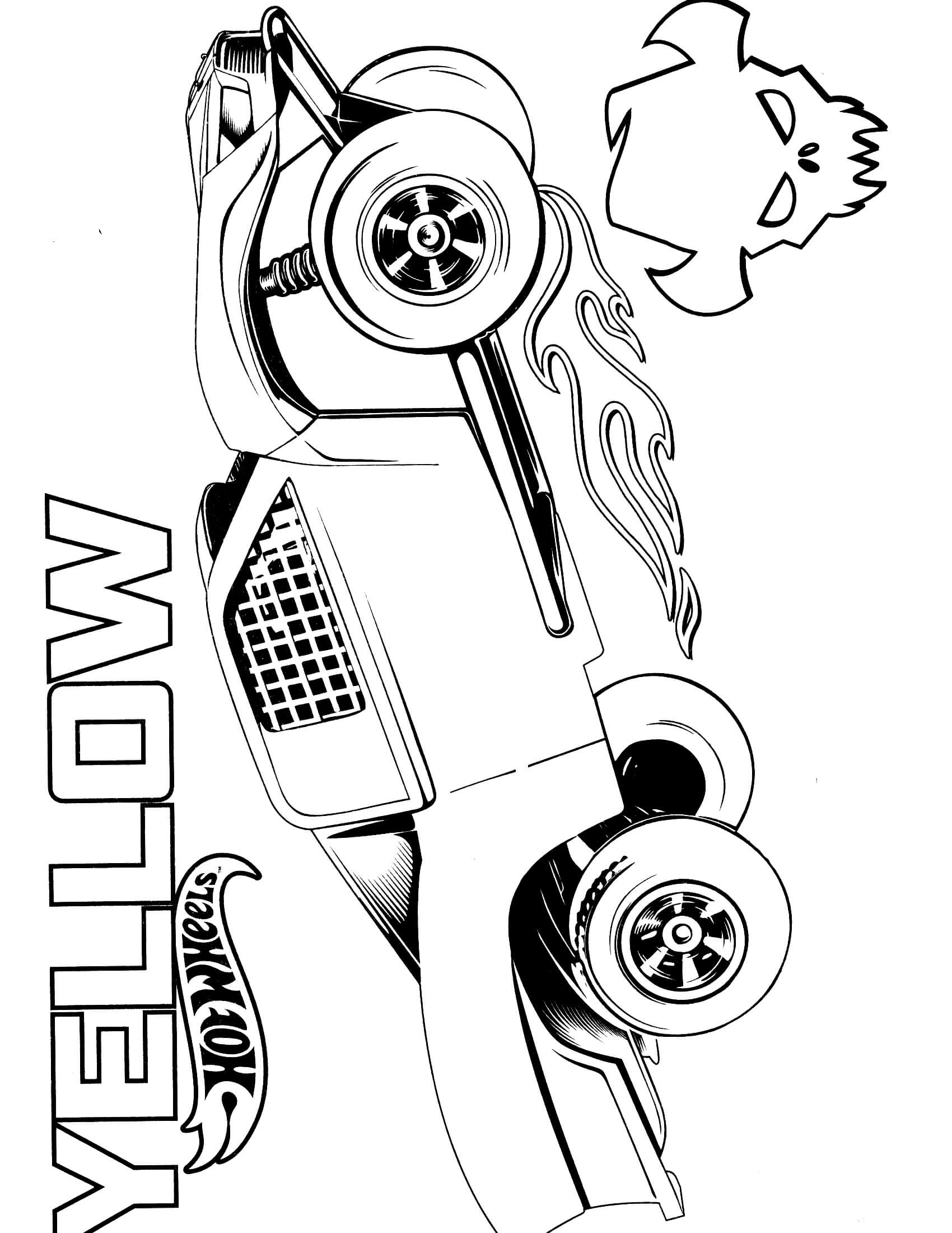 hotwheels coloring pages hot wheels 61 coloringcolorcom coloring hotwheels pages