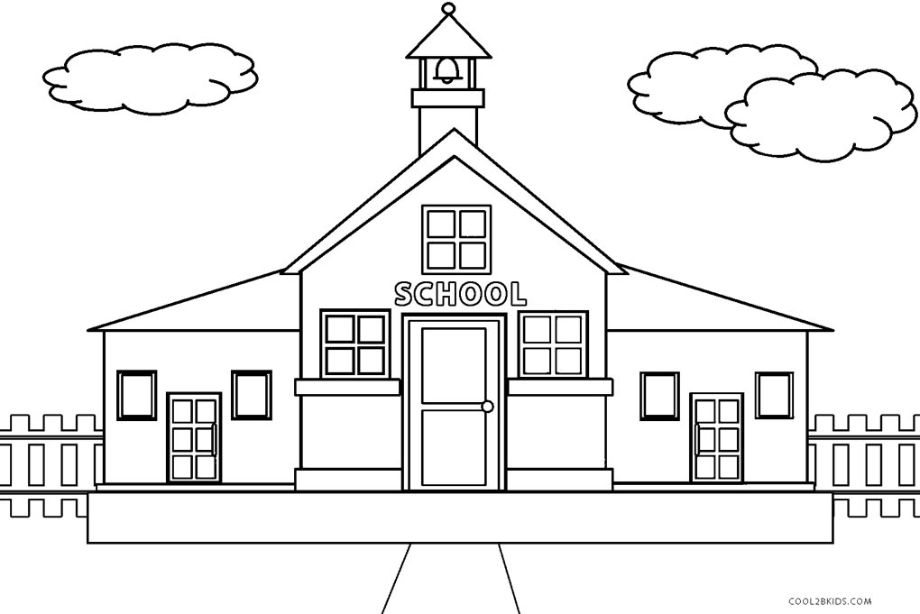 house coloring pictures free printable house coloring pages for kids house coloring pictures 1 1
