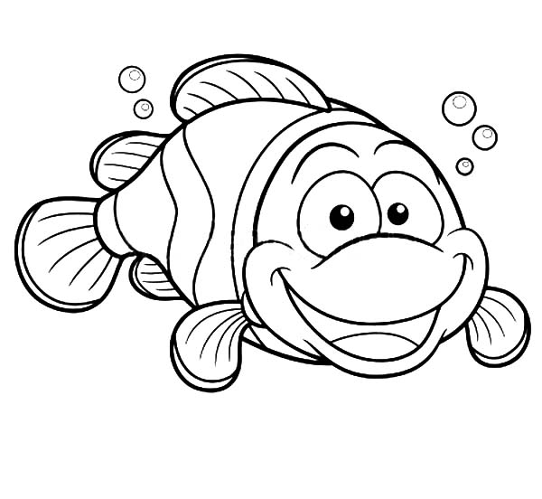 how do you draw a clown fish fish drawing how to draw a fish fish coloring pages fish draw a clown how do you