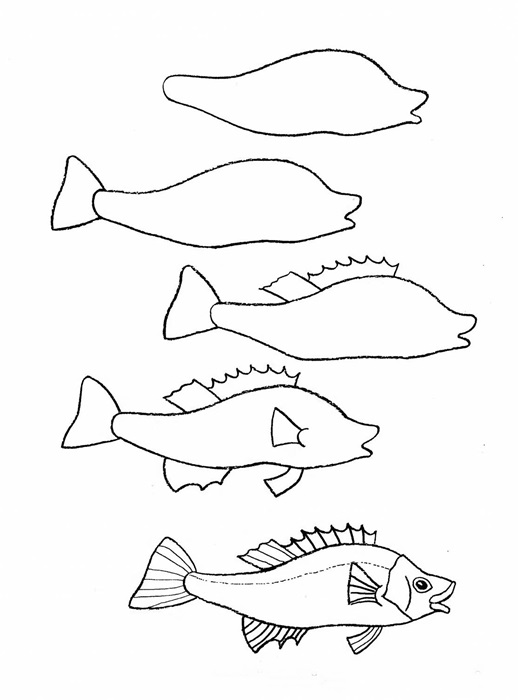 how do you draw a clown fish free crown fish template pdf 30kb 1 pages fish a clown draw do you how