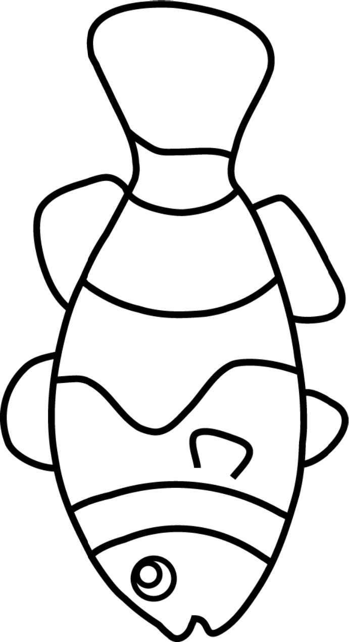 how do you draw a clown fish pufferfish grouper fish coloring pages print coloring 2019 fish you clown draw a do how