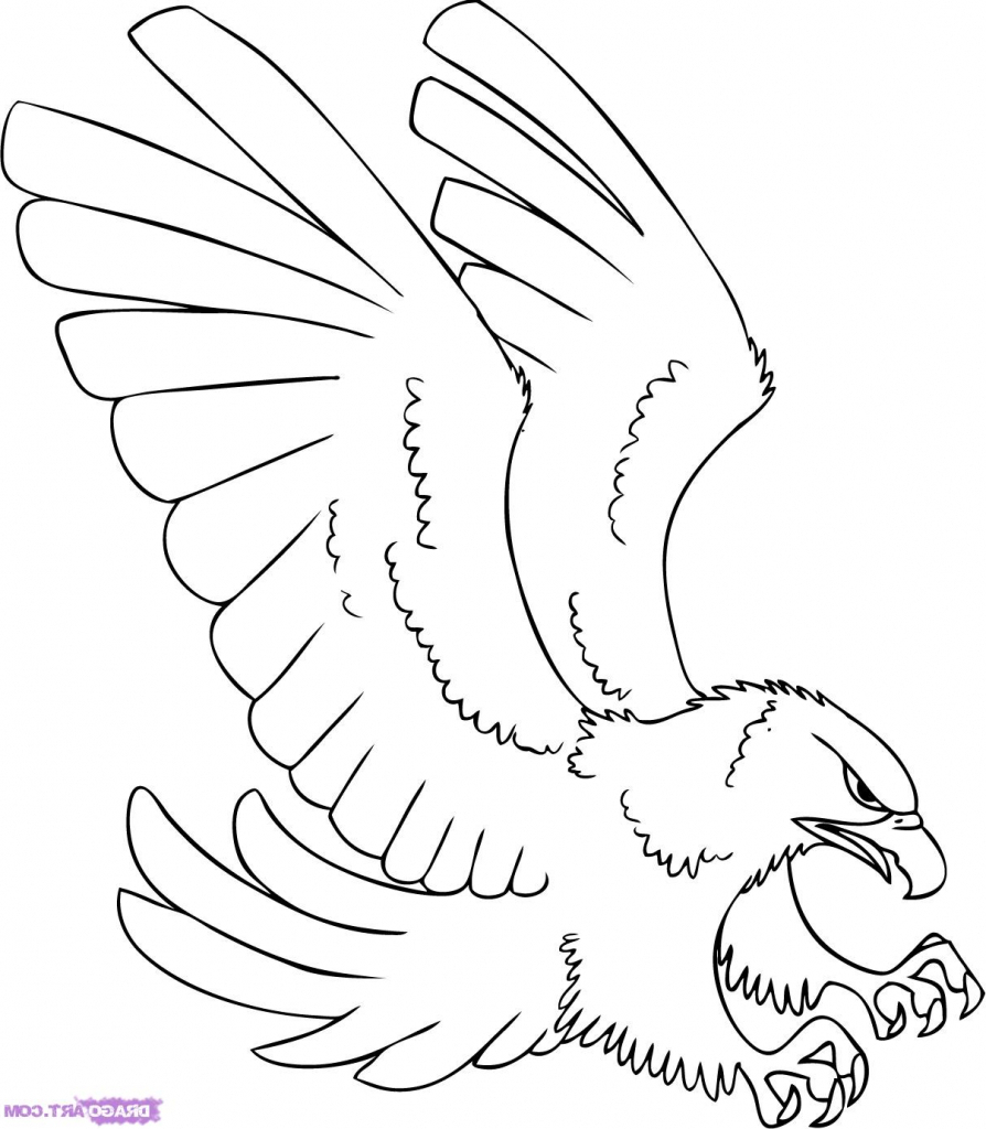 how do you draw a hawk easy hawk drawing free download on clipartmag how draw do a hawk you