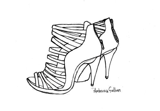 how do you draw a shoe how to make shoes by goldenspring on deviantart shoe you how a draw do