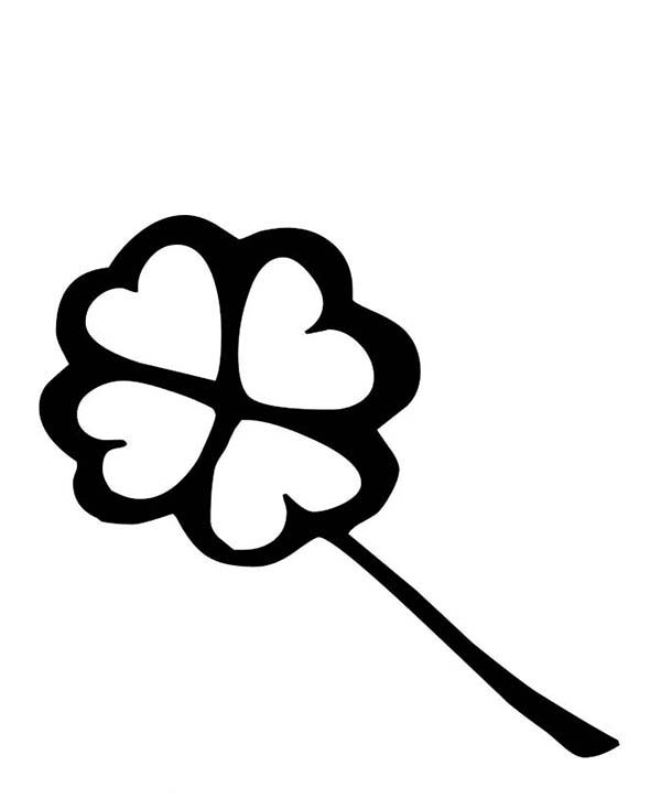 how to draw a 4 leaf clover how to draw 4 leaf clovers shamrocks for st patricks day to how a 4 clover draw leaf