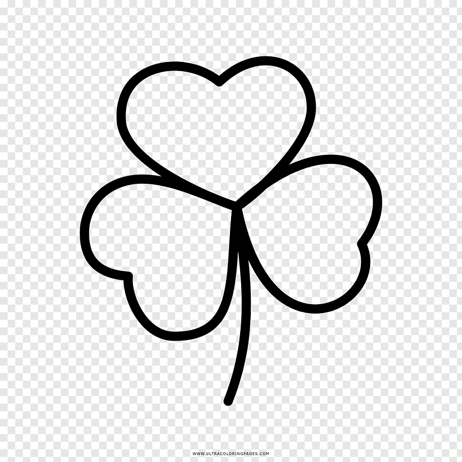 how to draw a 4 leaf clover how to draw a leaf step by step in 2020 drawings four 4 to leaf a draw clover how
