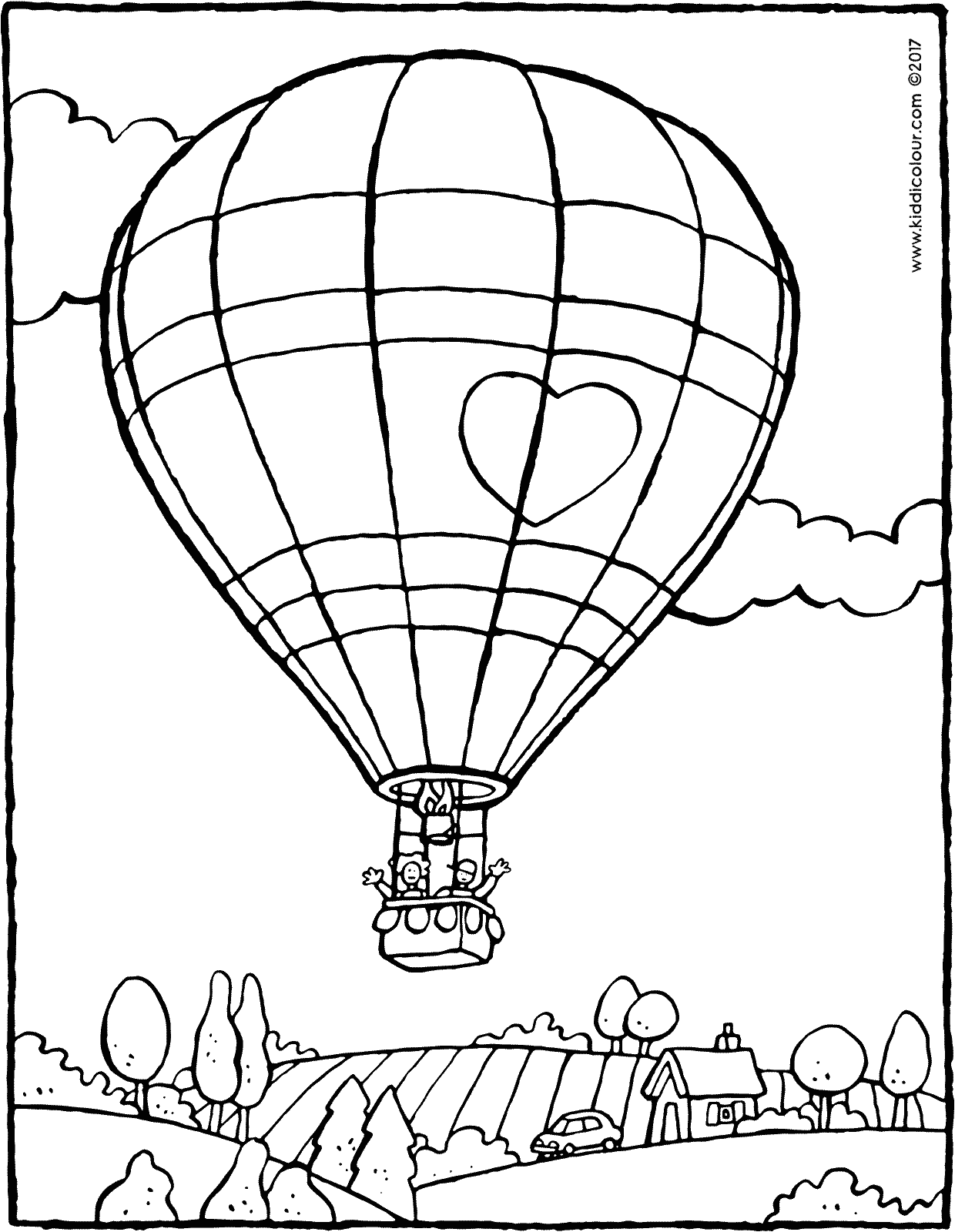 how to draw a air balloon colouring pages coloring book hot air balloon drawing png how to air a draw balloon