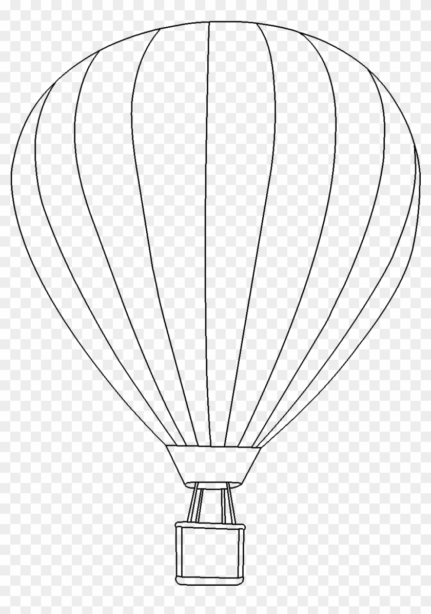 how to draw a air balloon hot air balloon collection illustration drawing a to how air draw balloon
