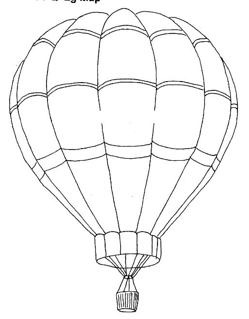 how to draw a air balloon vintage hot air balloons hot air balloon drawing hot a balloon draw air to how