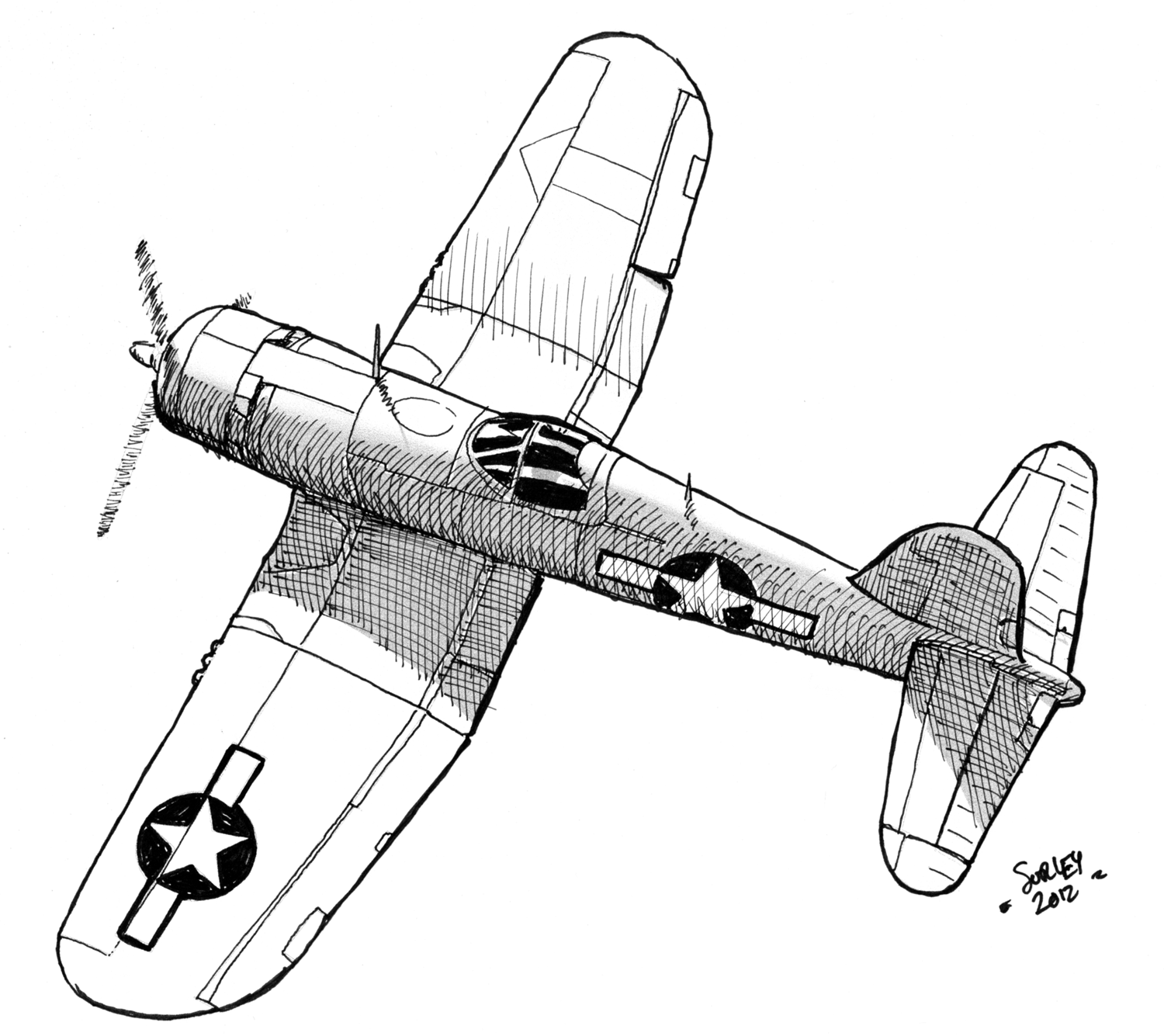 how to draw a air force plane fighter jet coloring pages at getcoloringscom free force plane a draw to air how