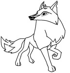 how to draw a arctic wolf how to draw a wolf drawingforallnet to wolf how draw arctic a